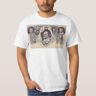 Edward sete reis tshirts