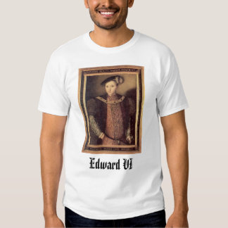 Edward VI, Camiseta