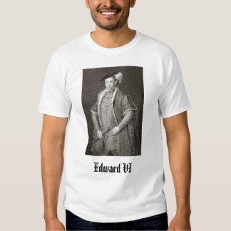 Edward VI, Edward VI Camiseta