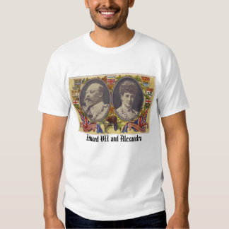 EdwardLovesAlex, Edward VII e Alexandra T-shirt