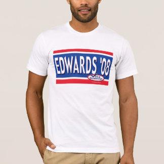 Edwards para o presidente Camisa