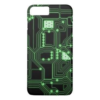 Efeito da matriz capa iPhone 7 plus