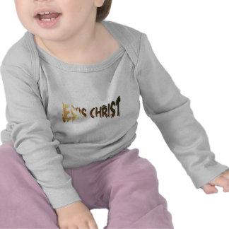 Effet Lumière do Jesus Cristo Camiseta