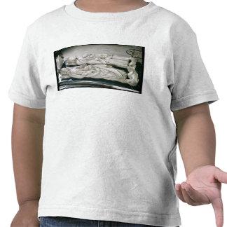 Efígies de Philippe III o corajoso e Philippe Camiseta