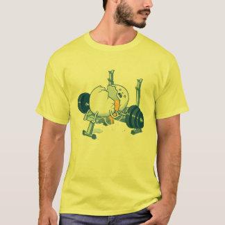 Egg Gym Camiseta