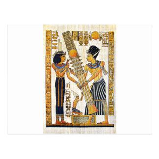 Egipto antigo 1 cartão postal