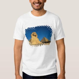 Egipto, Giza, a esfinge, reino velho, Unesco Camisetas