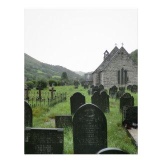Eglwys Tydecho Sant (igreja paroquial de Papel De Carta