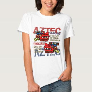 Ehecatl - presentes astecas & cumprimentos tshirt