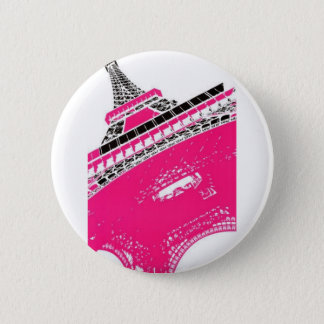 Eiffel-Tower-Poster-C13450125 Bóton Redondo 5.08cm