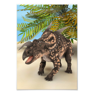 Einiosaurus do dinossauro fotos