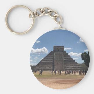 EL Castillo - Chichen Itza, chaveiro de México #2