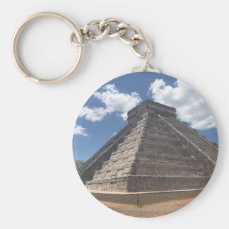 EL Castillo - Chichen Itza, chaveiro de México #3
