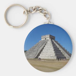 EL Castillo - Chichen Itza, chaveiro de México #4