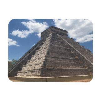 EL Castillo - Chichen Itza, ímã da foto de México