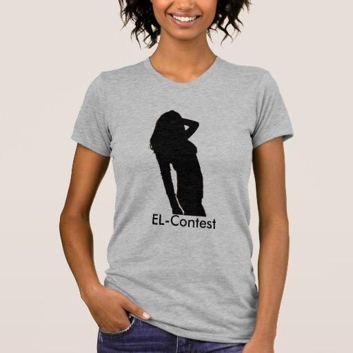 EL-Competição T-shirts