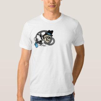 EL Corazon Azul T-shirt
