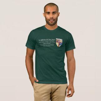EL Corazón Camiseta