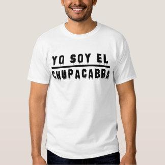 EL da soja de Yo, Chupacabra -- T-shirt