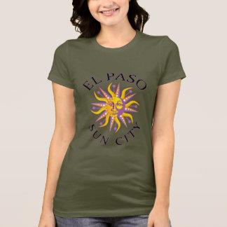 El Paso Texas Camiseta