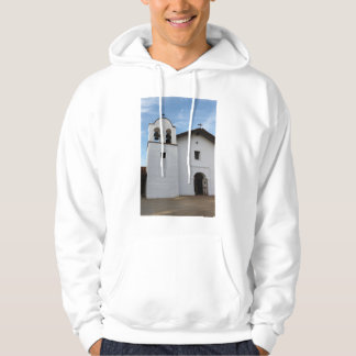 EL Presidio de Santa Barbara Moleton Com Capuz