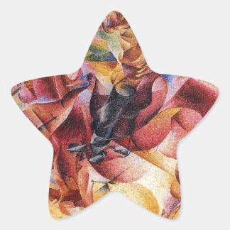 Elasticidade por Umberto Boccioni Adesito Estrela