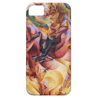 Elasticidade por Umberto Boccioni Capa Barely There Para iPhone 5