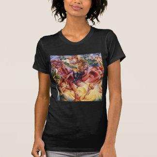 Elasticidade por Umberto Boccioni T-shirt