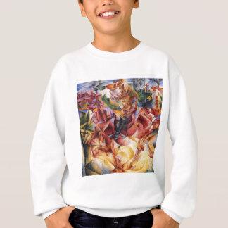 Elasticidade por Umberto Boccioni T-shirts