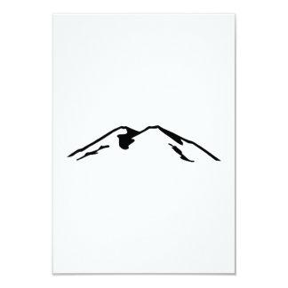 Elbrus Convite 8.89 X 12.7cm