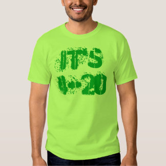 ELE is4-20 Tshirt