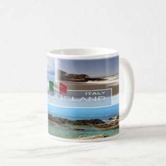 ELE Italia - Calabria - Diamante & ilha de Cirella Caneca De Café