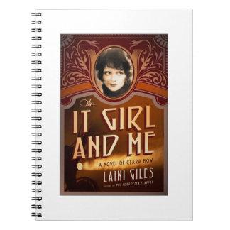 Ele menina e mim - grande caderno