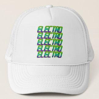 ELECTRO electro electro música DJ Boné