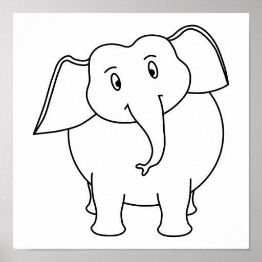 Elefante branco pôsteres