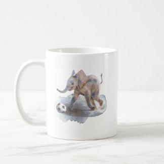 Elefante brincalhão caneca do clássico de 11 onças