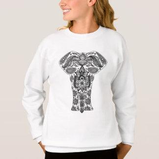 Elefante da mandala agasalho