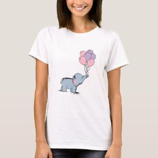Elefante do bebê camiseta