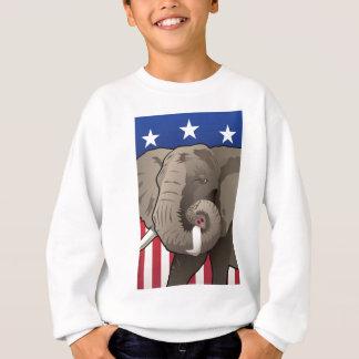 Elefante dos EUA, orgulho republicano Agasalho