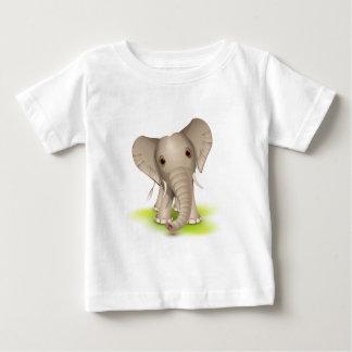 Elefante pequeno t-shirt