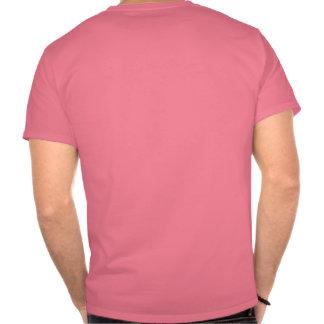 Elefantes cor-de-rosa inaugurais no T da parada 5K T-shirt