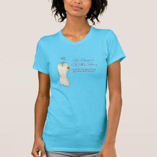 Elegância de seu T da glória Camiseta