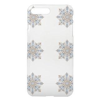 Elegância simples capa iPhone 7 plus