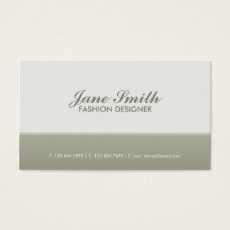 Elegante à moda profissional moderno elegante cartão de visitas