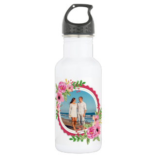 Elegante adicione sua própria garrafa de água do