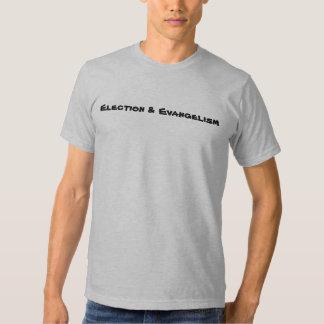 Eleição & evangelismo camiseta