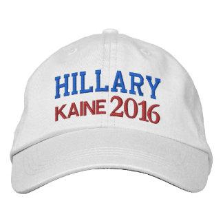 Eleição presidencial 2016 de Hillary KAINE Boné Bordado
