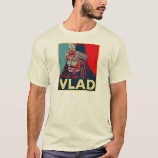 Eleja a camisa dos homens de Vlad