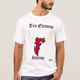 Elemento de Tru, inferno, IBF Camiseta