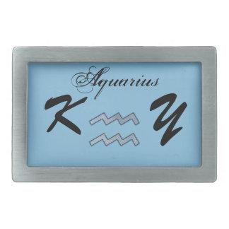Elemento do símbolo do zodíaco do Aquário por